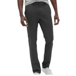 Gap 1969 Men's Size 34 Gray Twill Slim Fit Pants